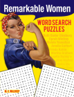 Remarkable Women Word Search Puzzles Cover Image