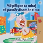 I Love to Keep My Room Clean (Albanian Book for Kids) Cover Image
