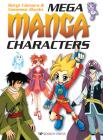 Mega Manga Characters Cover Image