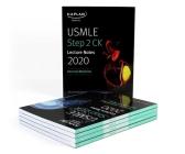 USMLE Step 2 CK Lecture Notes 2020: 5-book set (Kaplan Test Prep) Cover Image
