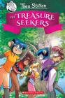 The Treasure Seekers (Thea Stilton and the Treasure Seekers #1) Cover Image