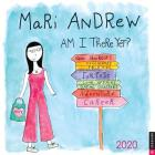 Mari Andrew 2020 Wall Calendar: Am I There Yet? Cover Image