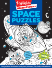 Space Puzzles (Highlights Hidden Pictures) Cover Image