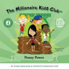 The Millionaire Kids Club: Penny Power Cover Image
