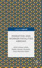 Migration and Worker Fatalities Abroad (Mobility and Politics) Cover Image