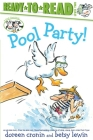 Pool Party! (A Click Clack Book) Cover Image