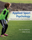 Loose Leaf for Applied Sport Psychology with Connect Access Card Cover Image