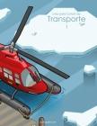 Livro para Colorir de Transporte 1 Cover Image