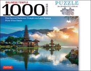 Balinese Temple - 1000 Piece Jigsaw Puzzle: The Sacred Balinese Temple on Lake Bratan, Pura Ulun Danu (Finished Size 29 In. X 20 In.) Cover Image