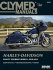 Harley-Davidson Flh/Flt Touring Series 2010-2013 (Clymer Manuals) Cover Image
