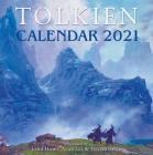 Tolkien Calendar 2021 Cover Image