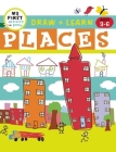 Draw + Learn: Places Cover Image