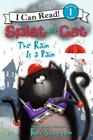Splat the Cat: The Rain Is a Pain (I Can Read! Splat the Cat - Level 1) Cover Image