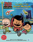A Night at the Secret Museum: A Sticker & Activity Book (Xavier Riddle and the Secret Museum) Cover Image