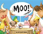 Moo! Said Morris Cover Image