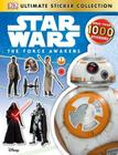 Ultimate Sticker Collection: Star Wars: The Force Awakens (Ultimate Sticker Collections) Cover Image