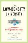 The Low-Density University: 15 Scenarios for Higher Education Cover Image