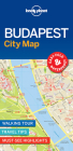 Lonely Planet Budapest City Map 1 Cover Image