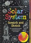 Scratch & Sketch Solar System (Scratch and Sketch) Cover Image