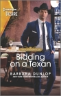 Bidding on a Texan: A Sexy Western Bachelor Auction Romance Cover Image