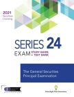 Series 24 Exam Study Guide 2021 + Test Bank Cover Image