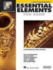 Essential Elements for Band - Book 1 with Eei: Eb Alto Saxophone [With CDROM] Cover Image