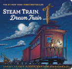 Steam Train, Dream Train (Books for Young Children, Family Read Aloud Books, ChildrenÂ's Train Books, Bedtime Stories) Cover Image