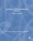 Essentials of Business Research Methods Cover Image