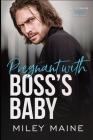 Pregnant with Boss's Baby (German Edition) Cover Image