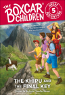 Khipu and the Final Key (Boxcar Children Great Adventure #5) Cover Image