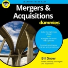 Mergers & Acquisitions for Dummies Lib/E Cover Image