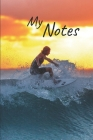 My notes: Surf Notebook - Size 6