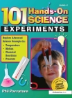 101 Hands-On Science Experiments, Grades 4-7 Cover Image