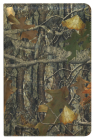 Sportsman's Bible, NKJV: NKJV Large Print Personal Size Edition, Camo LeatherTouch Cover Image