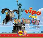 Vipo in New York: Uncle Florence (AV2 Animated Storytime) Cover Image