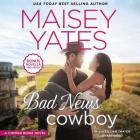 Bad News Cowboy Lib/E: Shoulda Been a Cowboy (Copper Ridge Novels #3) Cover Image