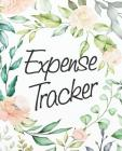 Expense Tracker: Family Expense Tracker Organize Keeps Track of Finances, Household Expenses & Finance Tracker 7.5x9.25 Inches Cover Image