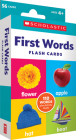 Flash Cards: First Words Cover Image