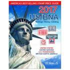 2017 Us/Bna Postage Stamp Catalog Cover Image