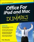 Office for iPad and Mac for Dummies Cover Image
