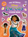 Disney Encanto The Ultimate Sticker Book Cover Image