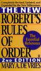 The New Robert's Rules of Order: Completely Revised, Updated, and Expanded for the New Millennium Cover Image