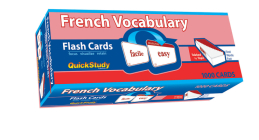 French Vocabulary Cover Image
