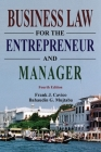 Business Law for the Entrepreneur and Manager Cover Image