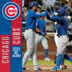 Chicago Cubs 2021 12x12 Team Wall Calendar Cover Image