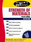 Schaum's Outline of Strength of Materials Cover Image