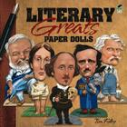 Literary Greats Paper Dolls (Dover Paper Dolls) Cover Image