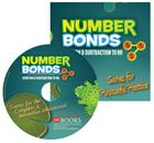Number Bonds: Addition & Subtraction to 99: Games for Purposeful Practice Cover Image