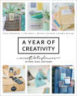 A Year of Creativity: A Craft Date Planner to Meet, Share, and Create Cover Image