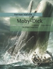 Moby-Dick: The Whale: Large Print Cover Image